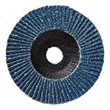 Mercer Industries 267036 Zirconia Flap Disc, High