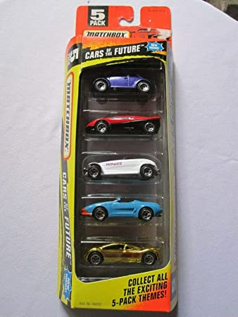 Buy Matchbox Cars Of The Future New Theme 5 Pack 1996 Very Rare Online At Low Prices In India Amazon In