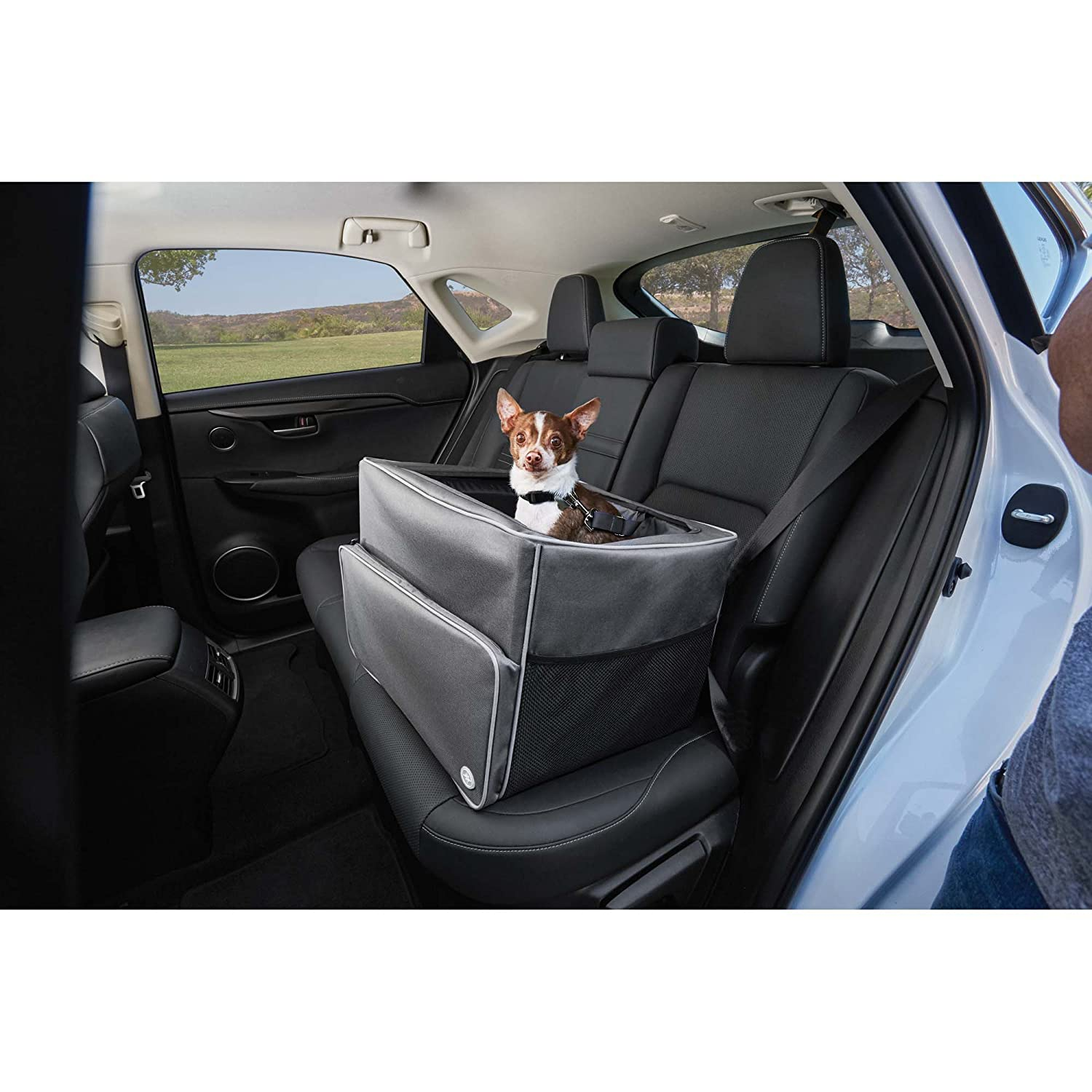 Snoozer Lookout II Pet Car Seat – Small