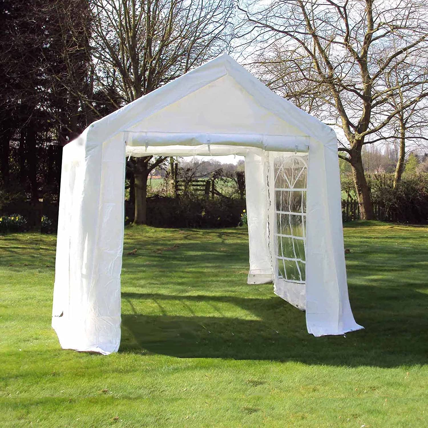 Heavy Duty Marquees Commercial DomesticStrongest In Its Class Vast Range Multiple Sizes 3m X 2m Amazoncouk Garden Outdoors