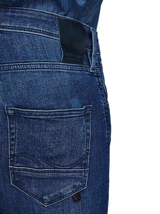 Slim Jackamp; Jeans Sts Herren 50sps 795 Jjiglenn Jones