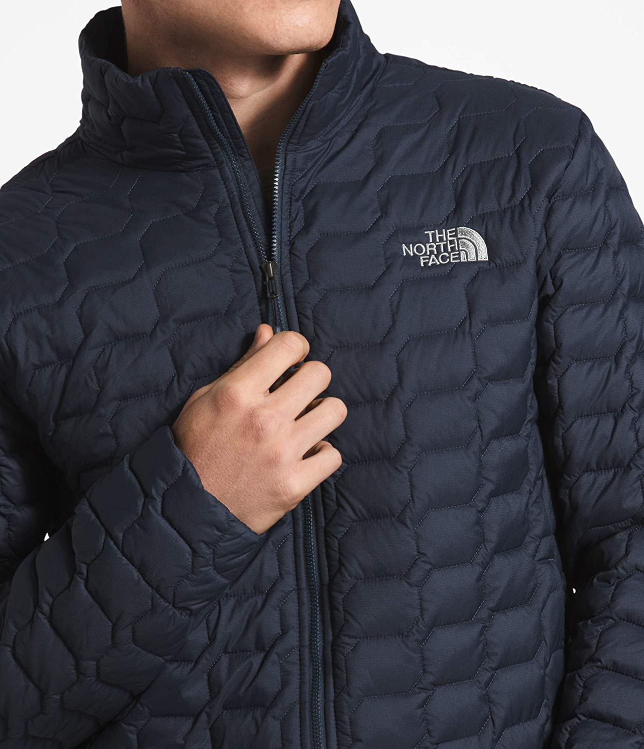 8820b3da4f Amazon.com  The North Face Men s Thermoball Full Zip Jacket  Clothing