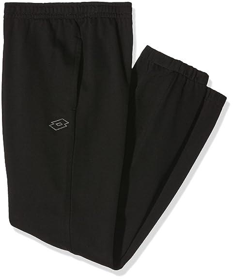 Lotto Feel FL - Pantalones de chándal para Hombre, Color Negro ...