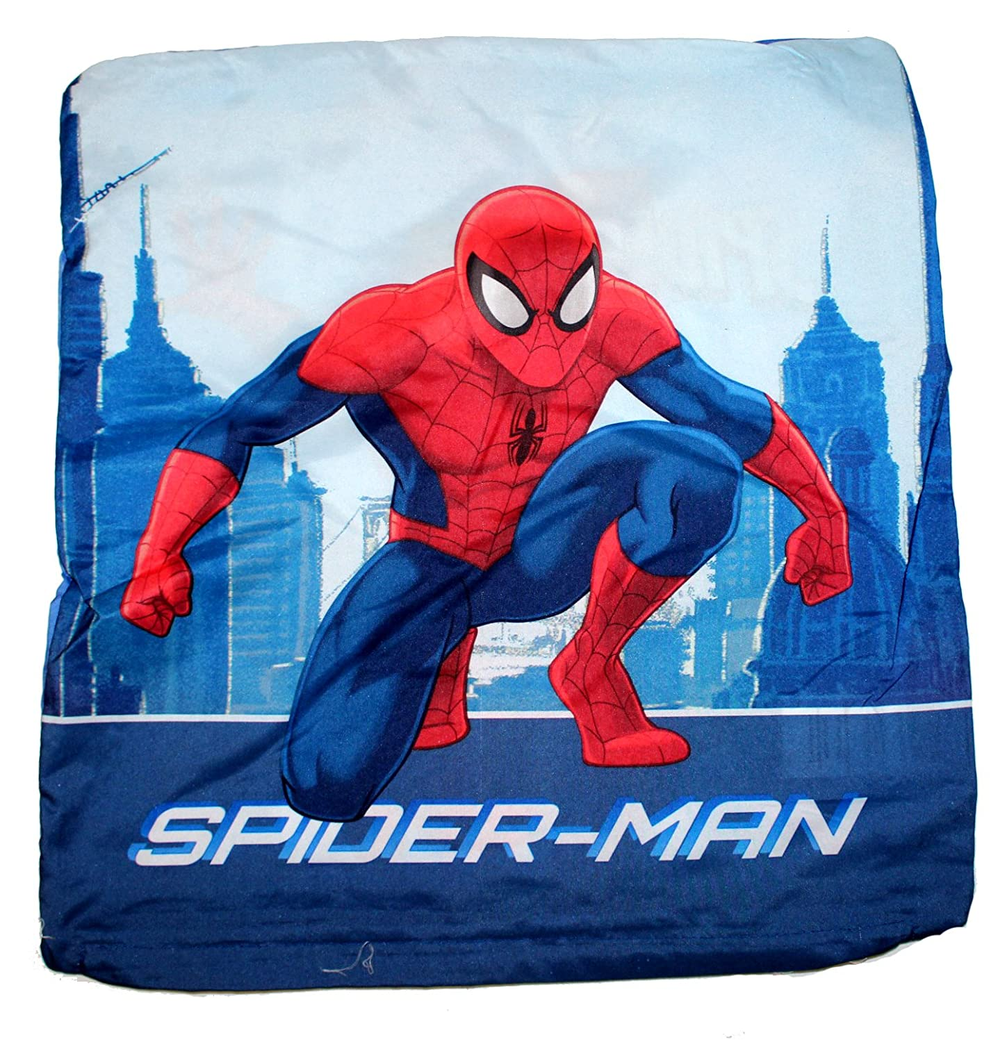 Marvel Spider-Man - Funda de cojín (40 x 40 cm): Amazon.es ...