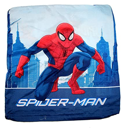 Marvel Spider-Man - Funda de cojín (40 x 40 cm): Amazon.es ...