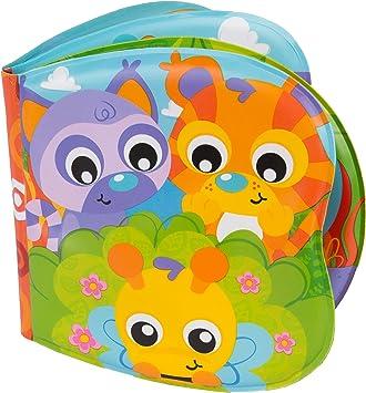 Juguete de ba/ño Playgro Little Bee s Adventure 0186966 Libro de ba/ño