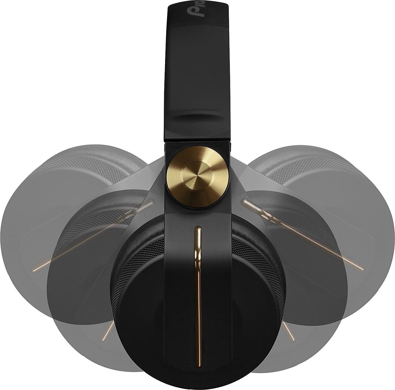 Auriculares Circumaural, Diadema, Al/ámbrico, 5-28000 Hz, 1,2 m, Negro, Blanco Pioneer HDJ-700 Negro Color blanco Circumaural Diadema auricular
