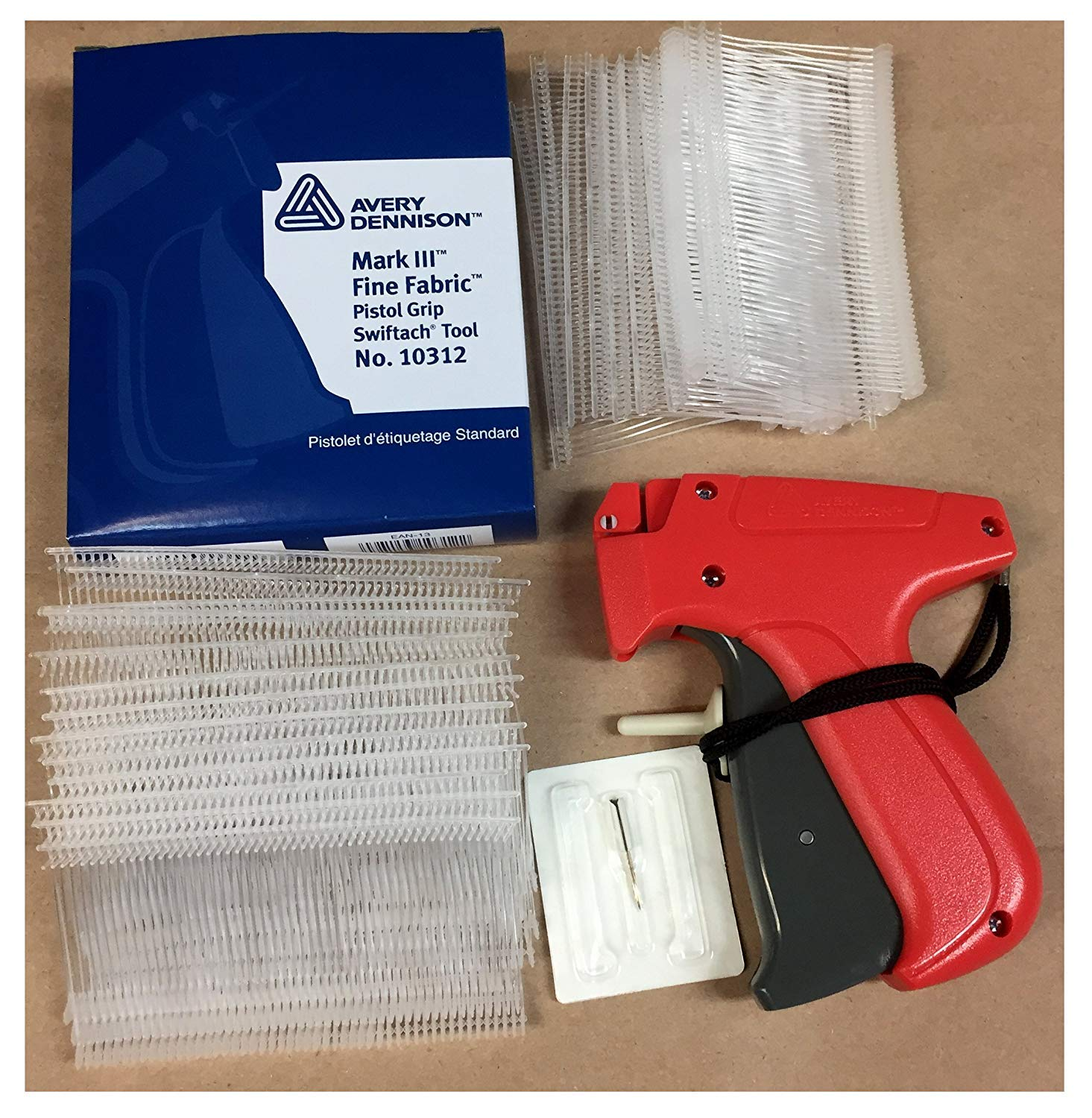 Avery Dennison Fine Tagging Gun Kit Gun+needle+1000 Avery Dennison Barbs product image
