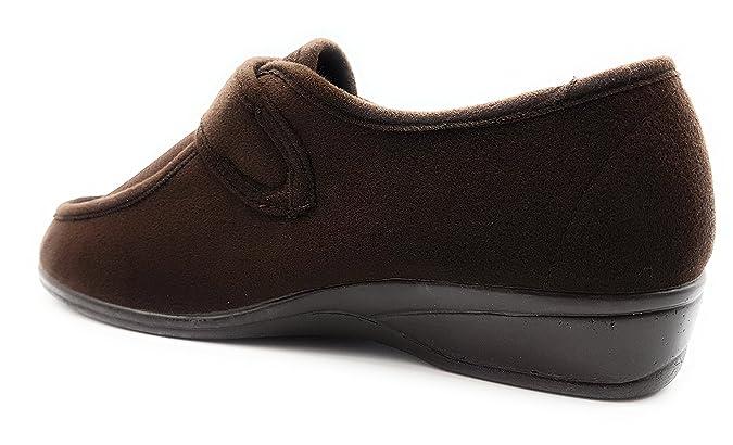 Sneaker velcro piedi molto delicati Doctor Cutillas marrone taille 43 Salida Auténtico Barato Mejor Vendido Compra Venta Barata Naranja 100% Original El Envío Libre Bajo Precio De Envío De Pago IlZf0l5k