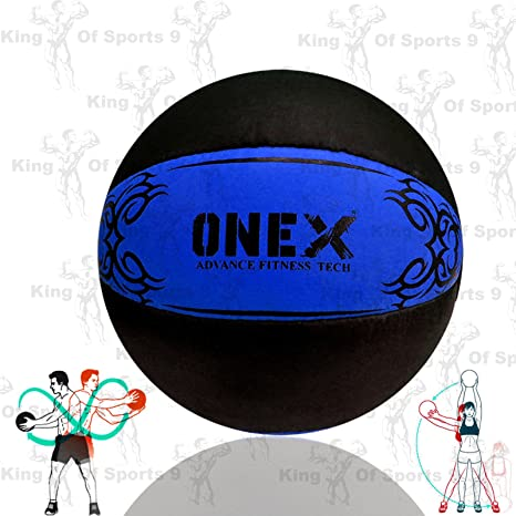Onex 5 kg - 5 kg Heavy Duty pelotas balón medicinal - peso a boxeo ...