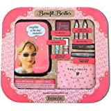 BENEFIT Besties 'number 1 beauty besties' GIFT set LIMITED EDITION 6 bestsellers + a travel-size makeup bag