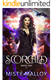 Scorched: A Reverse Harem Dragon Shifter Romance (The Orestaia Series Book 1)