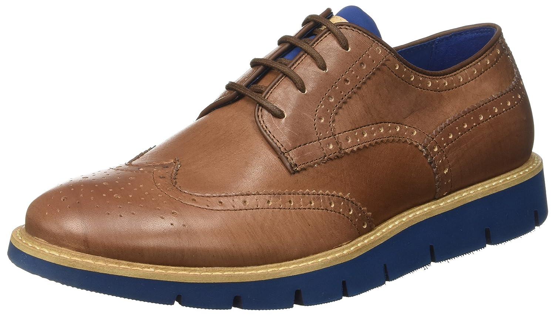 TALLA 42 EU. Docksteps Clifford, Zapatos de Cordones Derby para Hombre