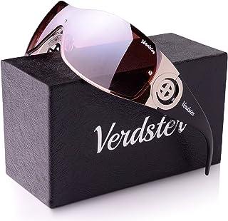 Verdster Casual Trendy Sunglasses For Women - Custom TourDePro Lenses