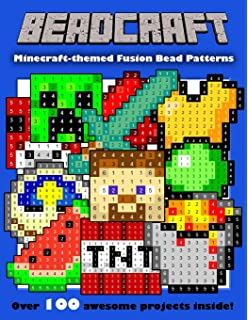 Craft projects for minecraft and pixel art fans an independent do beadcraft the ultimate minecraft themed fusion bead pattern collection solutioingenieria Choice Image