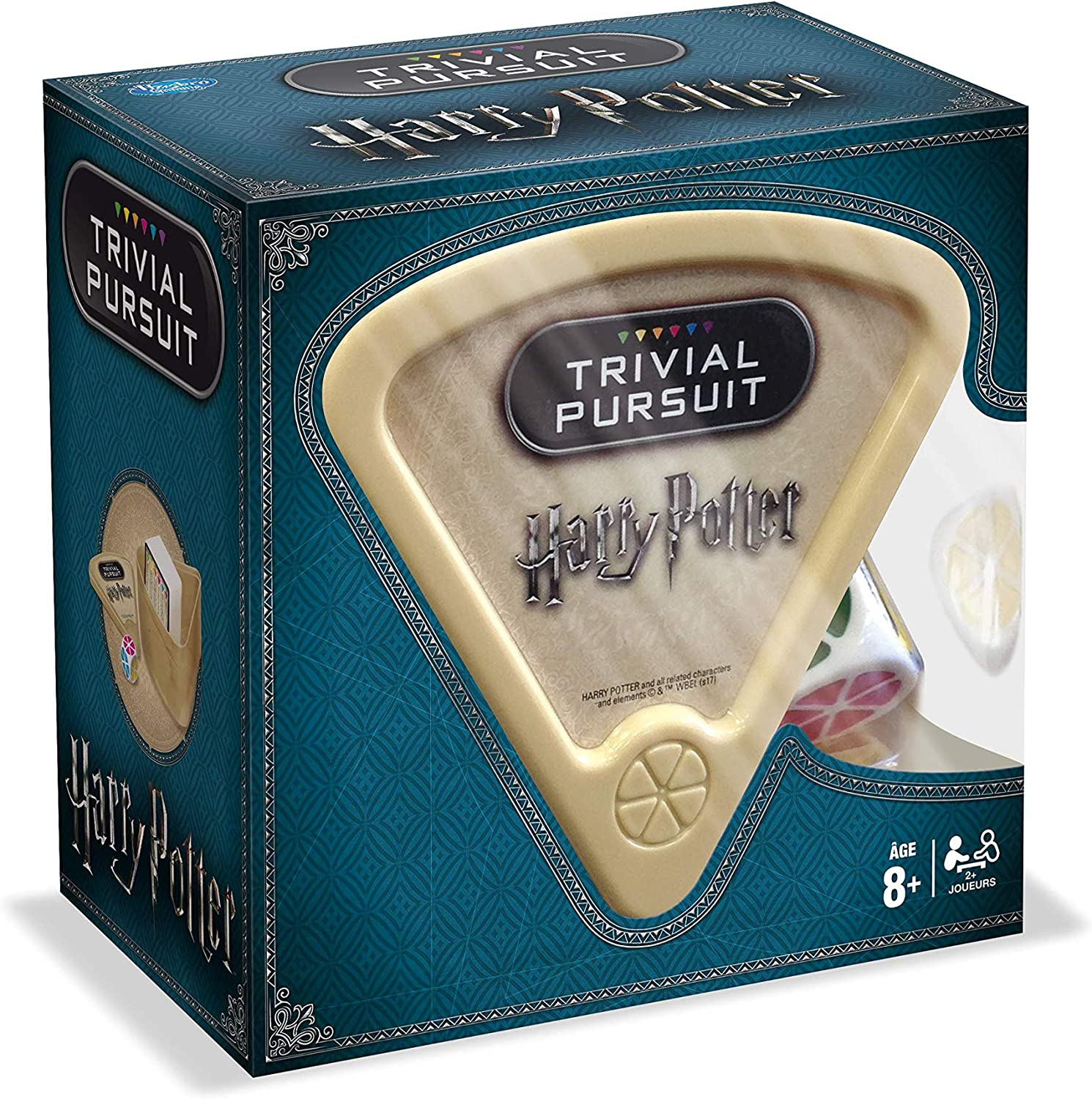 Winning Moves Trivial Pursuit Harry Potter - Juego de Mesa, Idioma ...