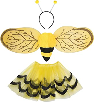 Size 35/x 25/x 2.8/centimeters i9232/ D/éguisement Bumble Bee Set Of wings and Deeley Bopper