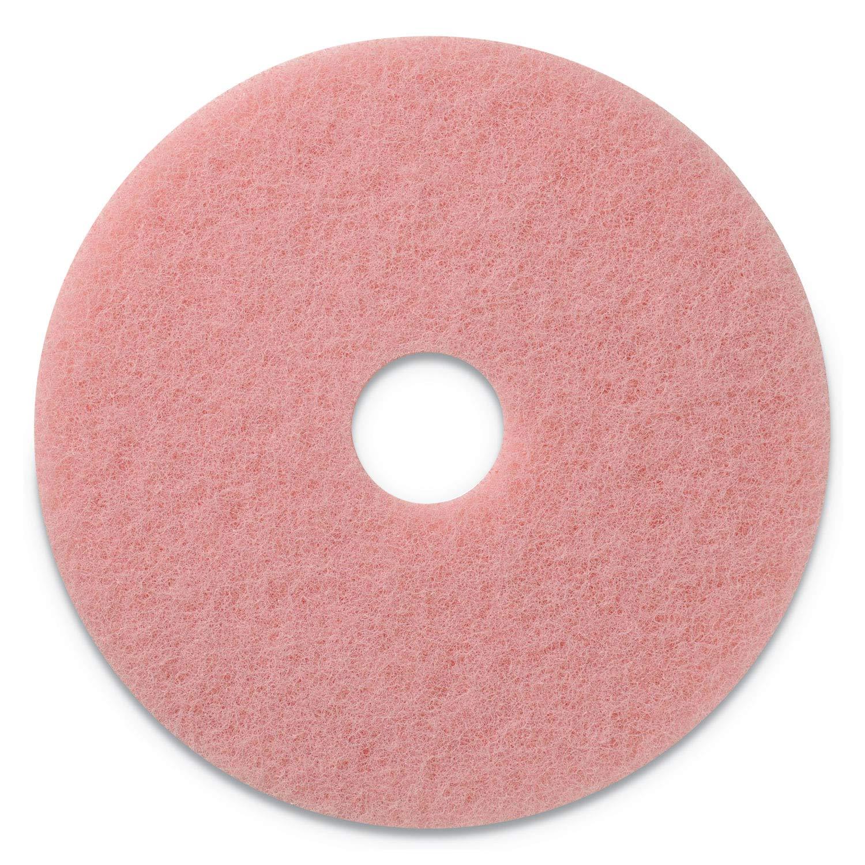 CleanFreak, 20 inch Pink Hard Finish Burnishing Pad, 403420