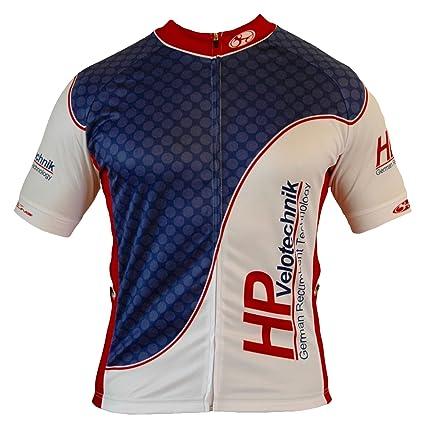 Amazon.com   Official HP Velotechnik Recumbent Cycling Jersey ... d2f072624