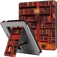 CASEBOT hoes compatibel met Kindle Oasis 10. generatie (2019 model) en 9. generatie (2017 model) – Kickstand…