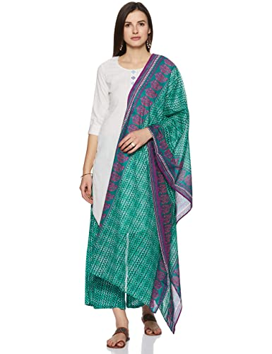 BIBA Women's Palazzo Women's Churidar & Salwar Bottoms at amazon
