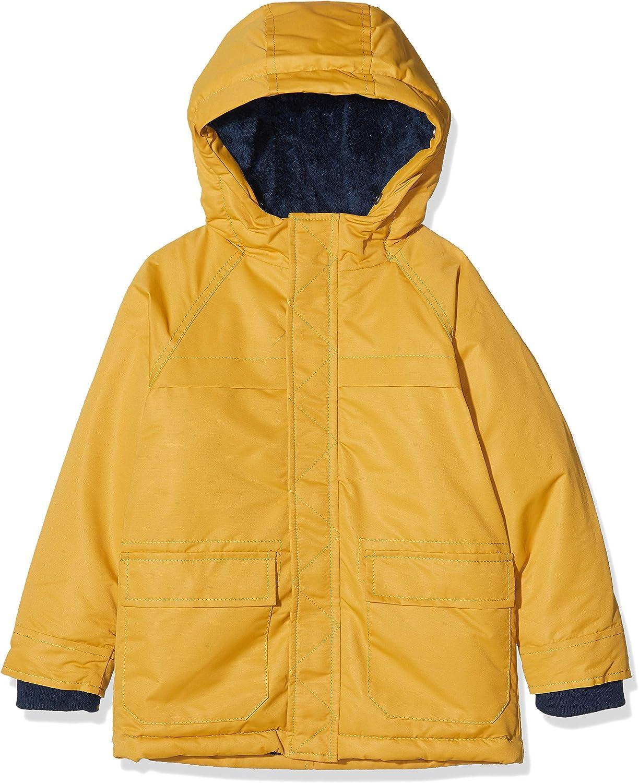 ZIPPY Boys Parka Acolchada Capucha Coat