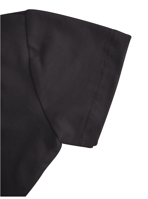 Dancina Girls/' Leotard Classic Ballet Team Basic Short Sleeve Cotton Front Lined