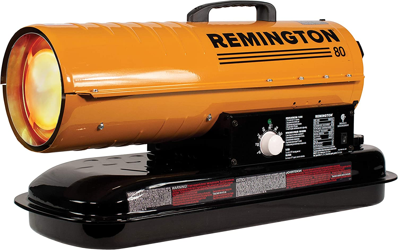 雷明顿80000英热煤油加热器