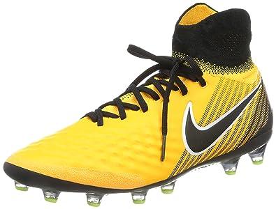 free shipping 35e78 a366f Nike Herren Magista Orden II AG-Pro Fußballschuhe, (Laser Orange/Black Volt