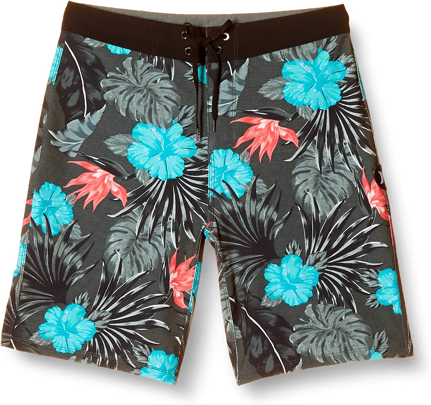 "Hurley Men's Phantom Lanai 20"" Inch Swim Short Boardshort"