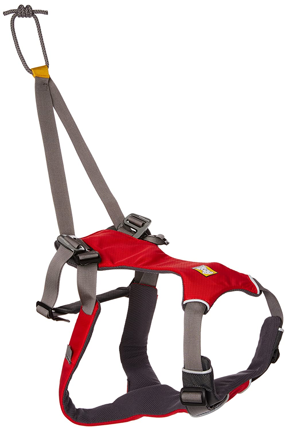 Harnesses Dog Omnijor Wire Center Crane Hoist Brake Wiring Diagram Patent Us3971971 Overhead Amazon Com Ruffwear Omnijore Joring Harness Red Currant Rh For Dachshunds Dogs That Pull