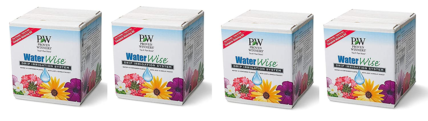 Proven Winners WaterWise Drip Irrigation System 4 Pack