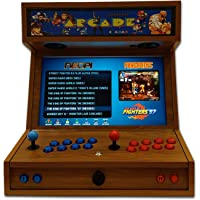Arcade Cabinet Multi systems games console with 2400 games