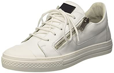 Antony Morato Herren MMFW00911 LE300002 Sneaker, Weiß