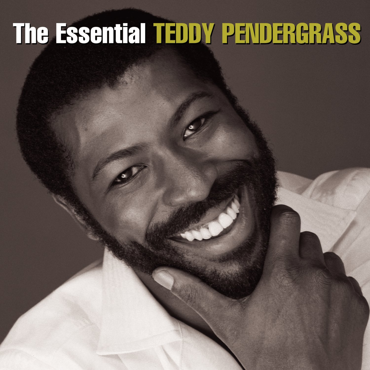 The Essential Teddy Pendergrass by Sony Legacy