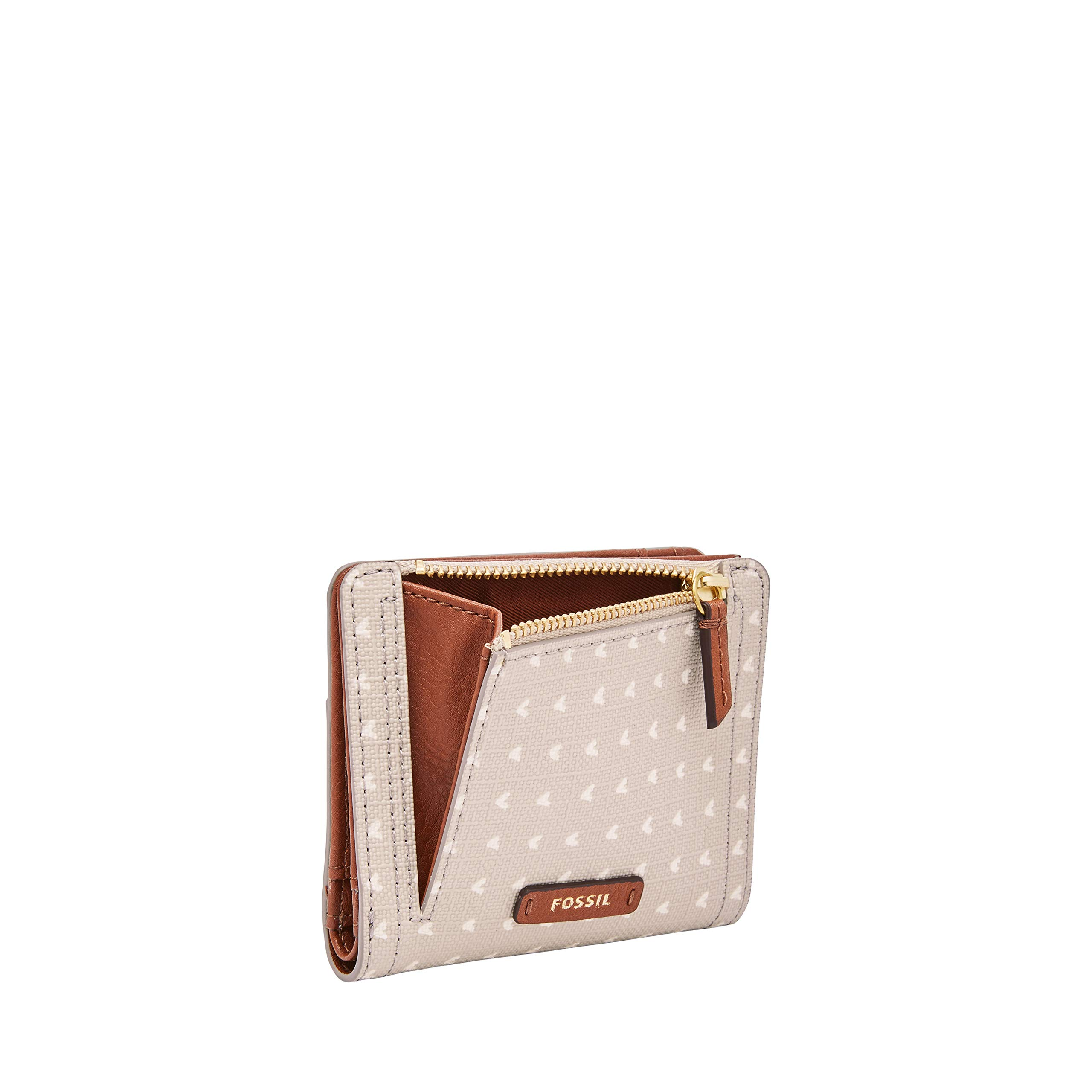 Fossil Logan Small RFID Bifold Hearts by Fossil (Image #5)