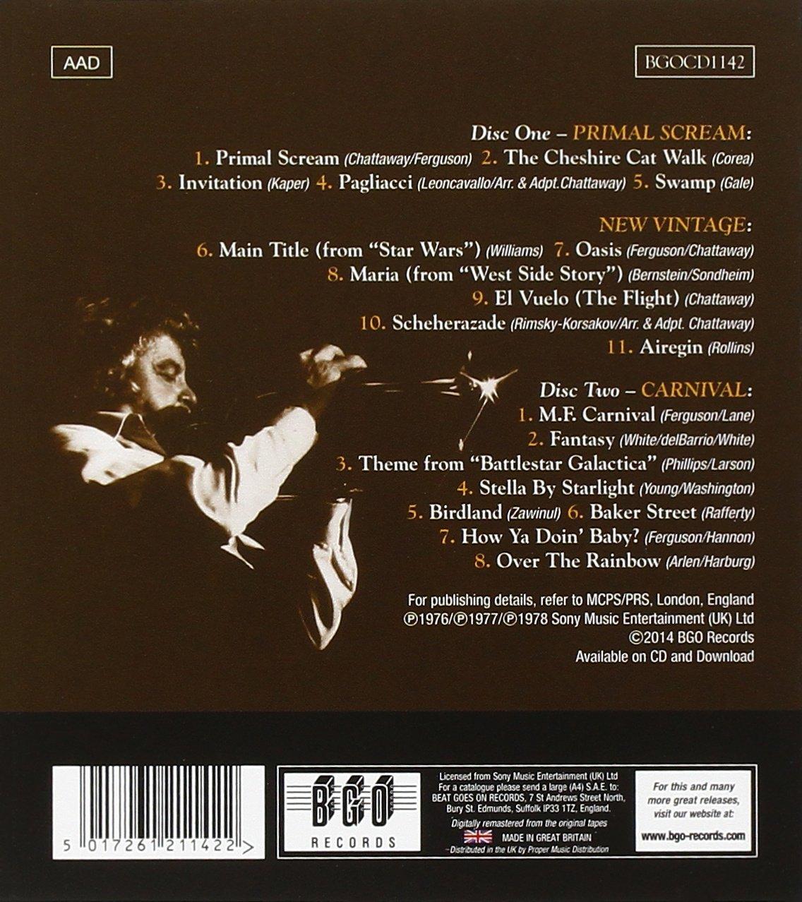 Maynard Ferguson - Maynard Ferguson - Primal Scream/New Vintage ...
