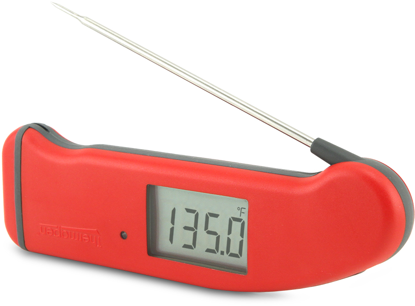 Thermapen® Mk4 Thermometer from ThermoWorks