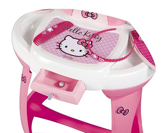 Sgabello Hello Kitty : Smoby salone della parrucchiera hello kitty smoby amazon