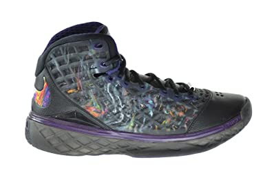 premium selection cb02e 0112d Nike Zoom Kobe III Prelude Men s Basketball Shoes Black Imperial Purple  640551-005 (