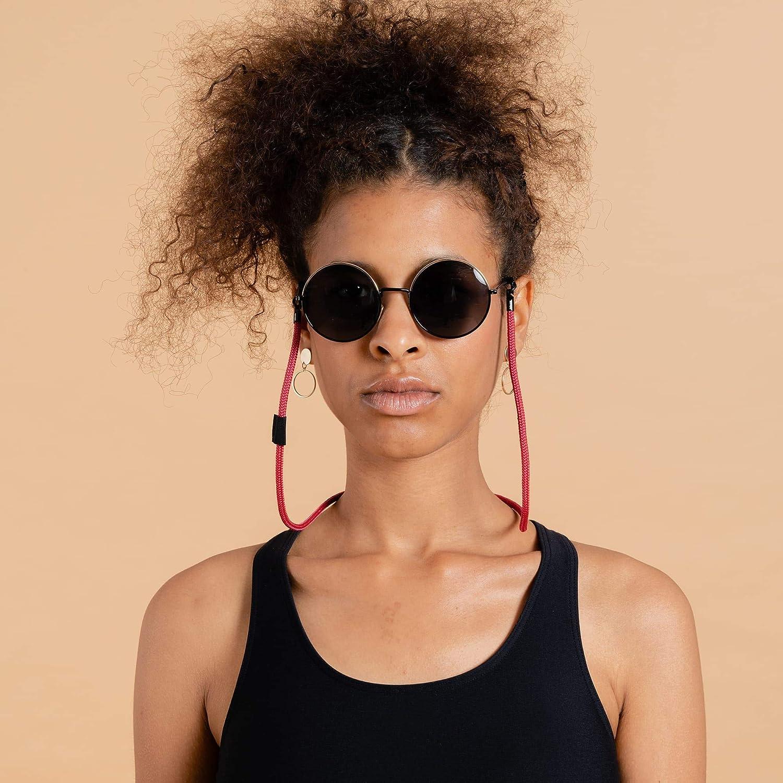 Brillenkette Brillenkordel Eyewear Accessoire f/ür Sonnenbrillen Lesebrillen Brillen Jalouza Brillenband Sunglass Strap