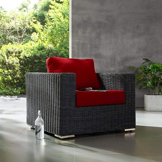 Amazon.com: Sillón moderno y contemporáneo para patio ...