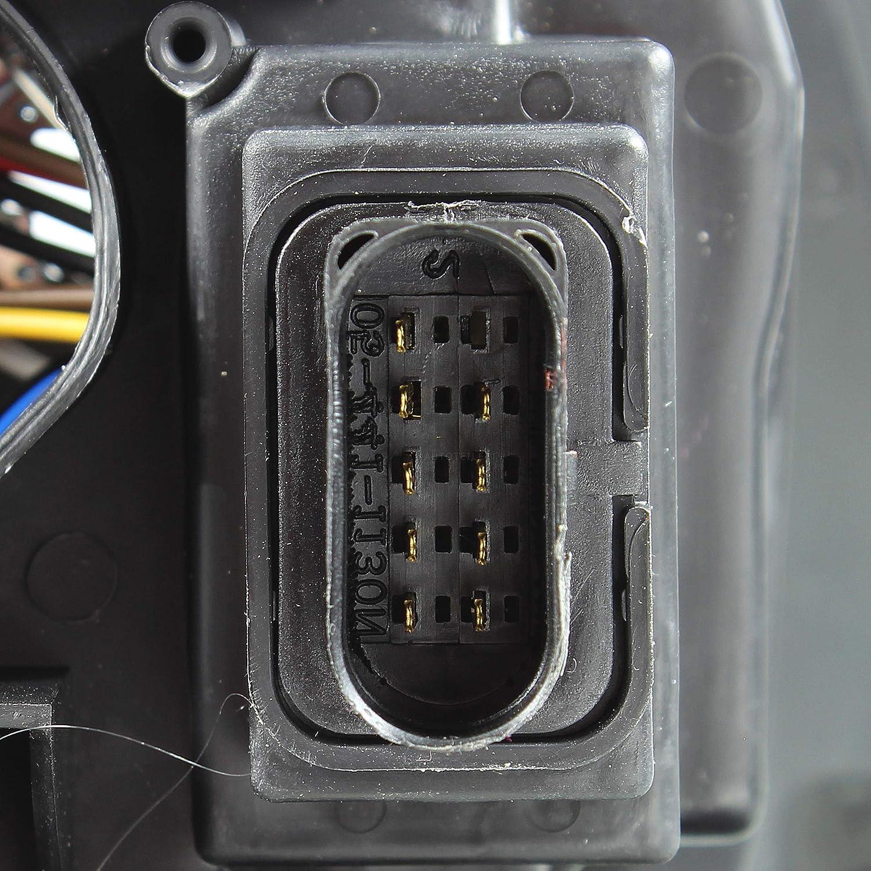04.03-09.09 Scheinwerfer Set f/ür T5//Multivan//Caravelle H7+H1+Motor+Philips Bj