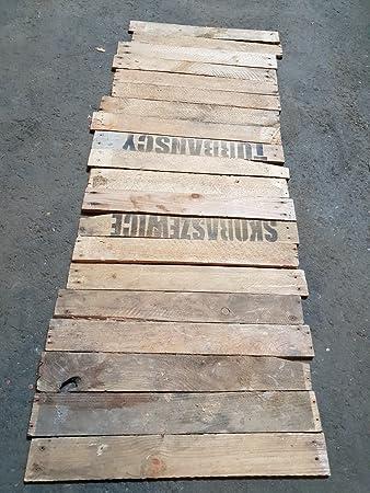 Kistenkolli Altes Land 20 Holzbretter Von Alten Obstkisten