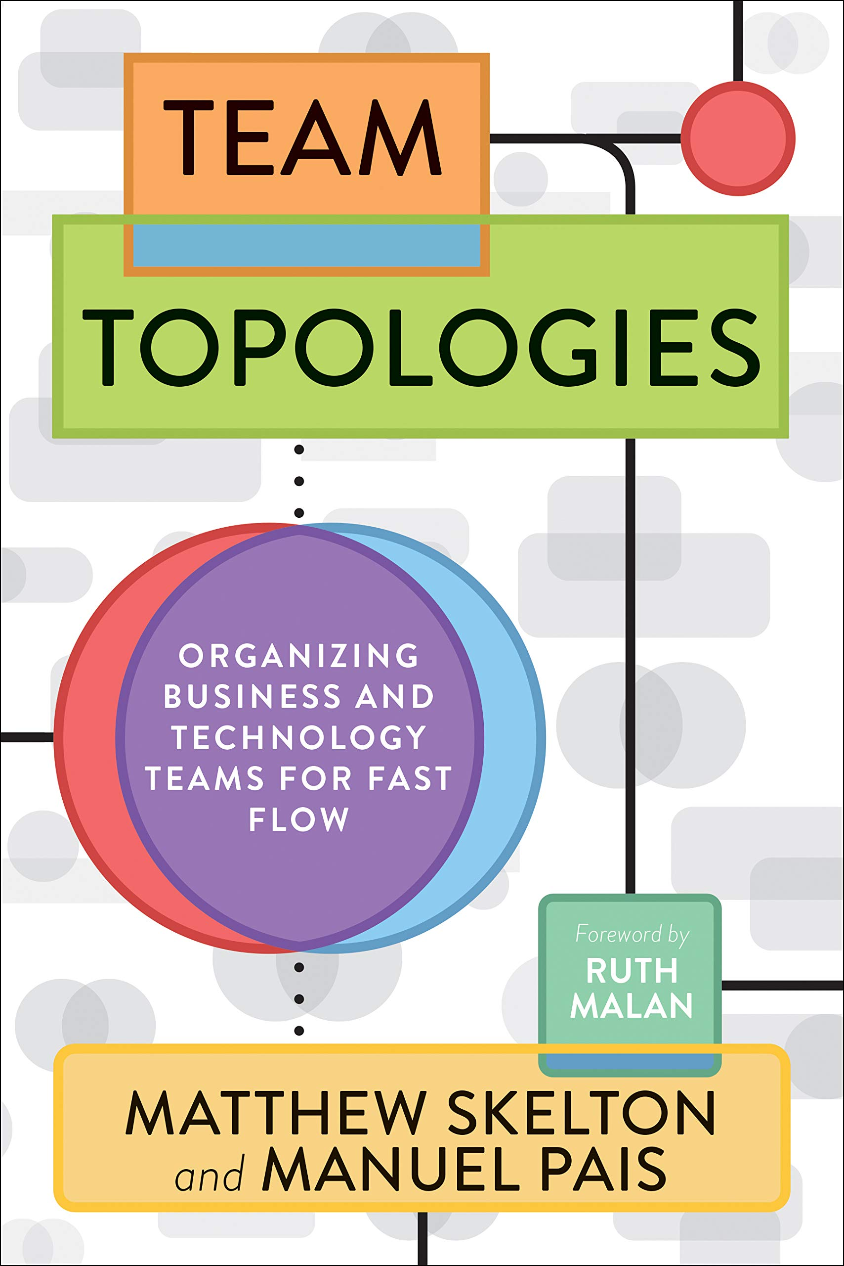 Team Topologies: Organizing Business and Technology Teams for Fast Flow by IT Revolution Press