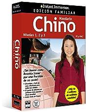 Instant Immersion: Chino Mandarin Edición Familiar Niveles 1,2 y 3