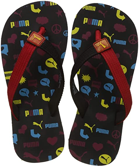 f9621a22657d Puma Unisex s Flip-Flops  Buy Online at Low Prices in India - Amazon.in