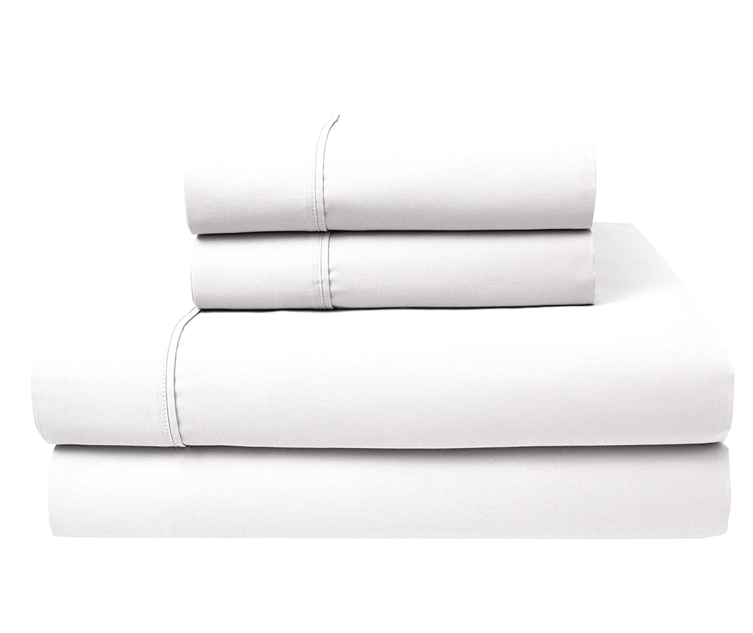 Purity Home 300 Thread Count 100%COMBED Cotton Sheet Set