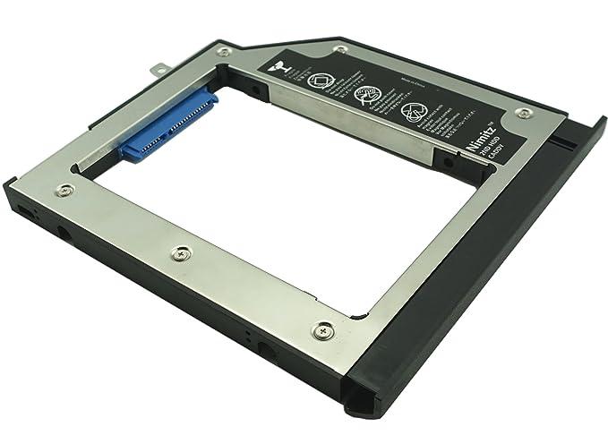 Disco duro de Nimitz 2 nd SSD disco duro Caddy para ASUS vm510l ...