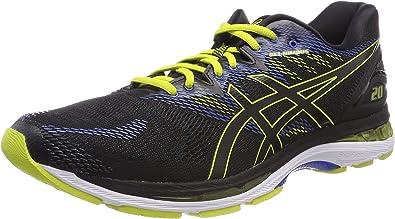 Asics Gel-Nimbus 20, Zapatillas de Running para Hombre: Amazon.es: Zapatos y complementos